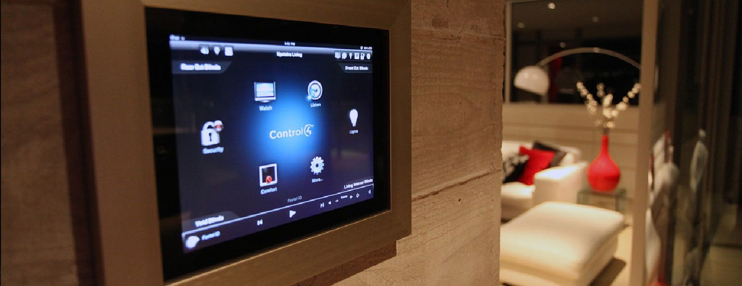 Control4 Uk Installer One Touch Control4 Systems Intecho